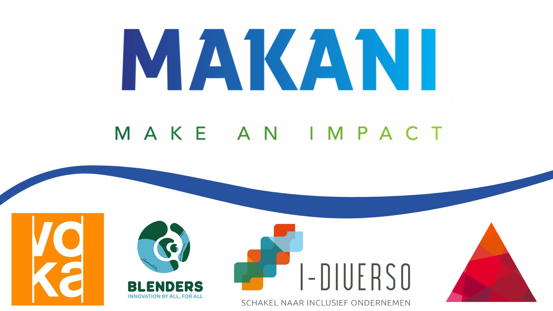 Makani cover logo's